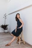 Lulu Dress Navy