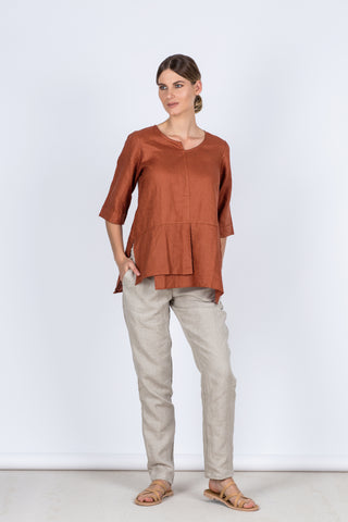 Sophia Top Natural