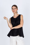 Sorrento Tank Black