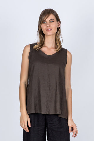 Shell Top Black