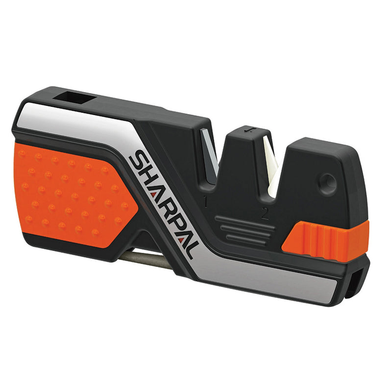 Sharpall 6-in-1 Knife Sharpener and Survival Tools