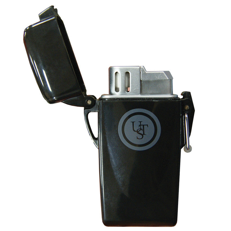 UST Survival Floating Lighter (Black)
