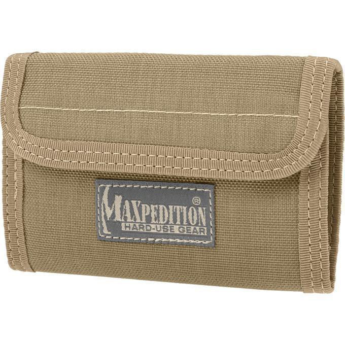 Maxpedition Spartan Wallet (Khaki) ORIGINAL PRODUCT