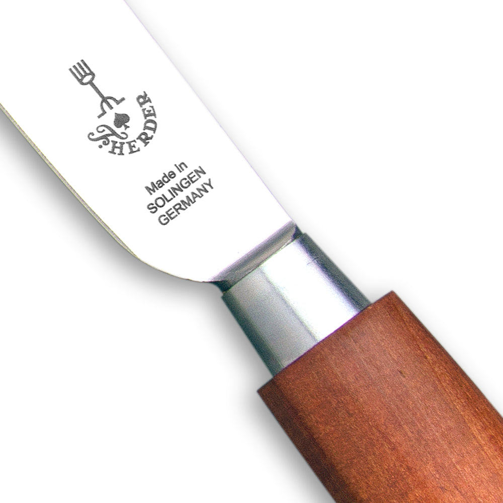 F. Herder Fork Brand, 5 inch Classic Design Forged Knife Made in Germany