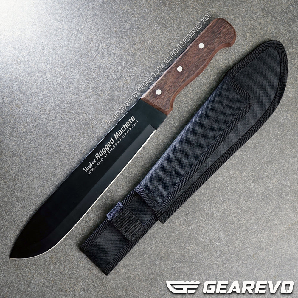 Linder Heavy Duty Machete 10 inch Blade (Original)