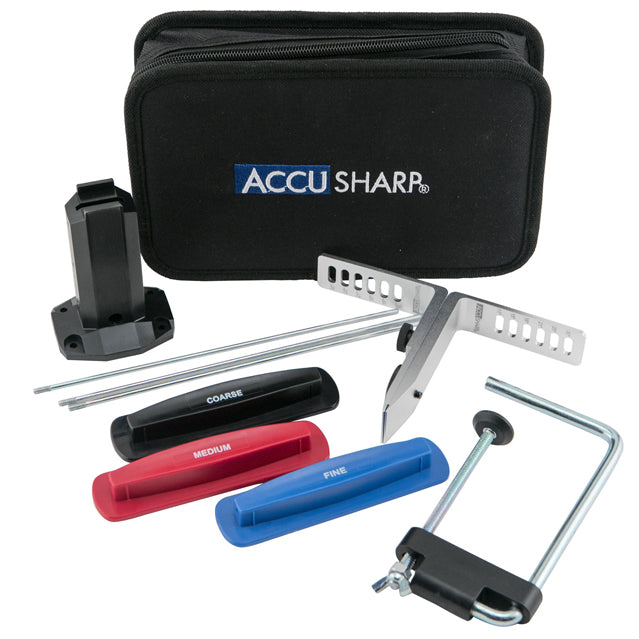 AccuSharp 3 Stone Precision Knife Sharpening Kit (Original)
