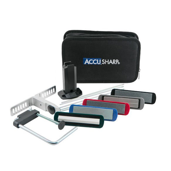 AccuSharp 5 Stone Precision Knife Sharpening Kit (Original)