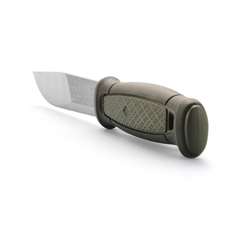 Morakniv Kansbol  -  Green Color with Sheath - Stainless Steel (ORIGINAL PRODUCT)