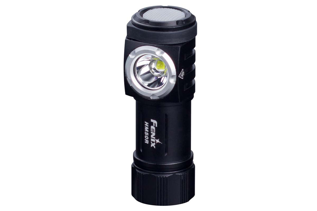 Fenix HM50R Headlamp - Multipurpose Rechargeable 500 Lumens