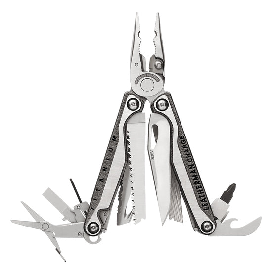 Leatherman Charge TTI Plus Plier with Bit Set