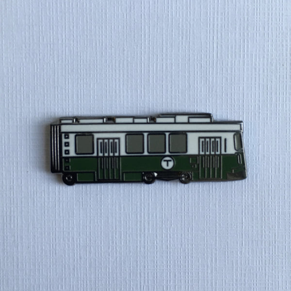 Boston - Green Line Pin
