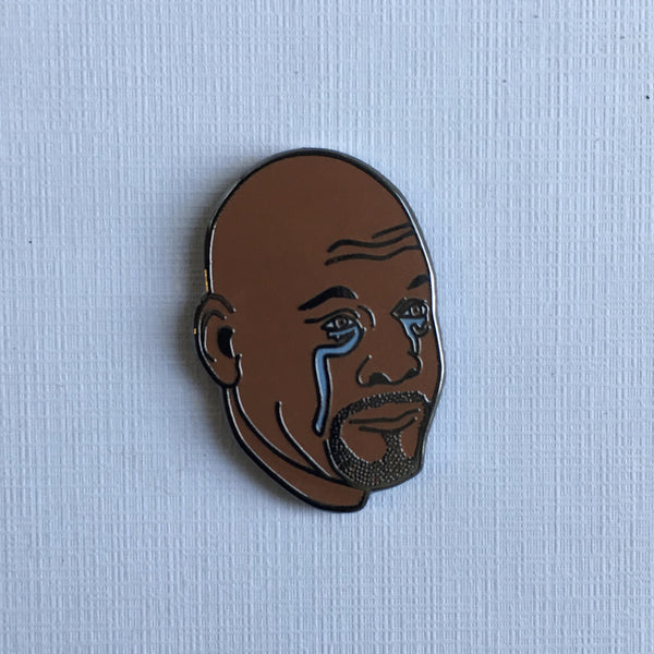 Crying MJ Pin