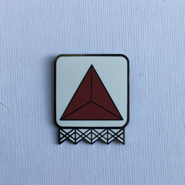 Boston - Kenmore Citgo Sign Pin