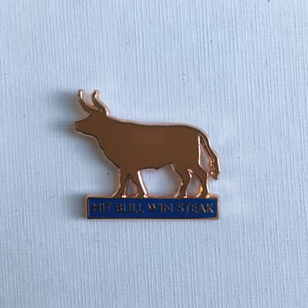 Durham - Bull City Pin