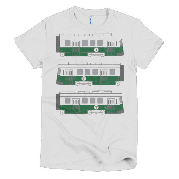 Boston - Green Line Women's T-Shirt