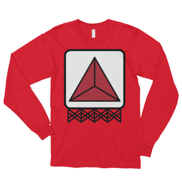 Boston - Kenmore Citgo Sign Long Sleeve T-Shirt