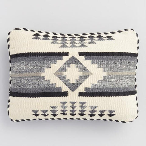 Black and White Nova Pillow