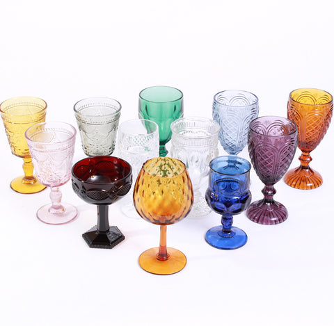 Goblets- Multicolor