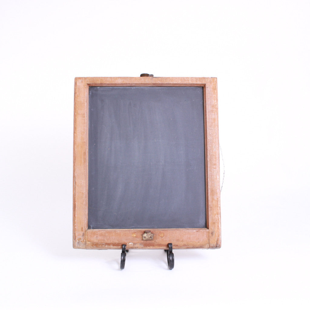 Chalkboard - Single Pane Window