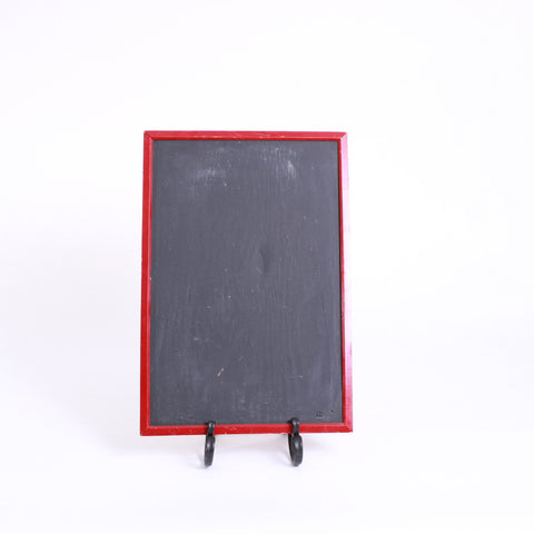 Chalkboard - Small Red