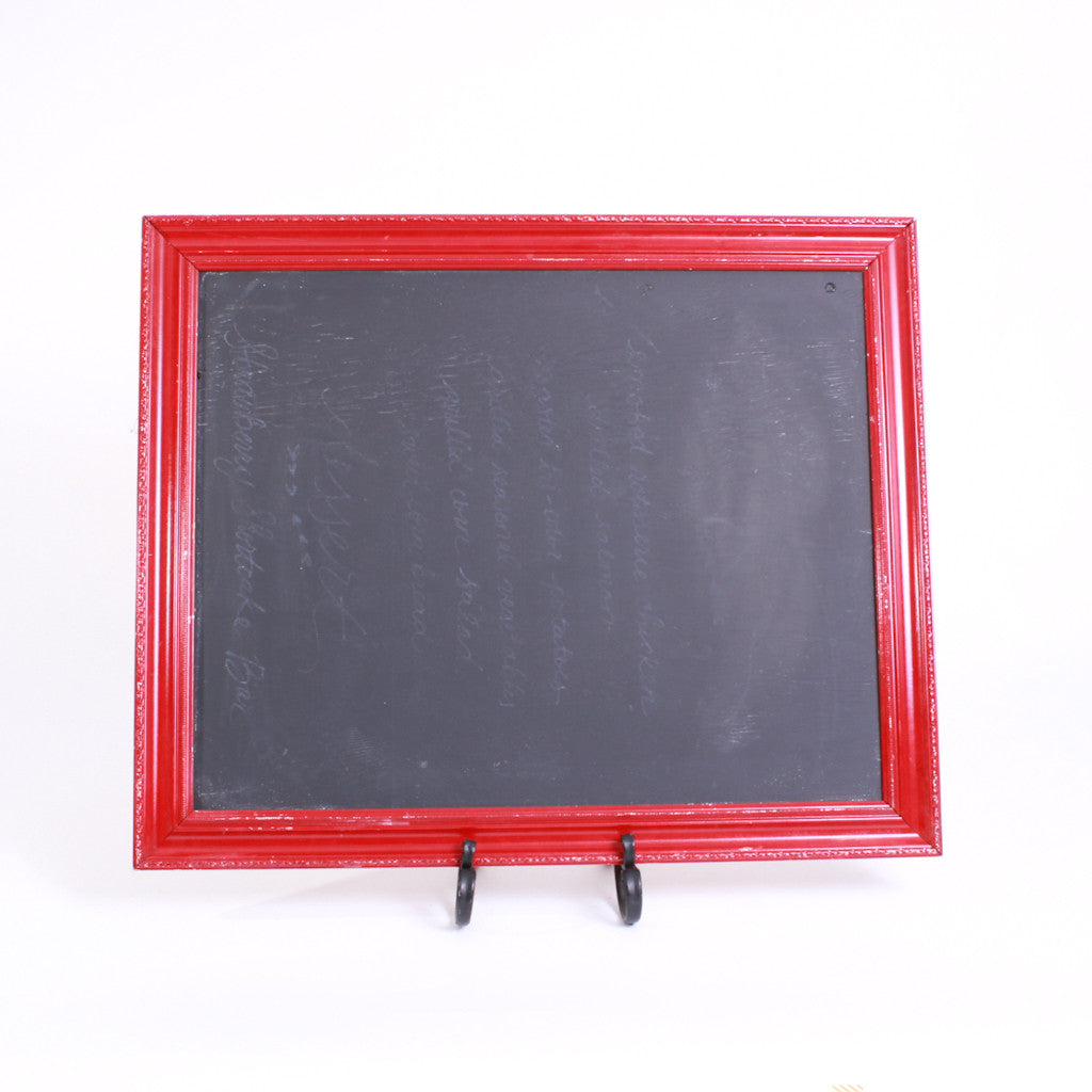 Chalkboard - Large Red