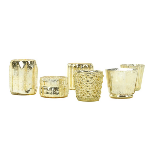 Mixed Gold Votives