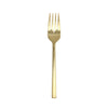 Gold Salad Fork