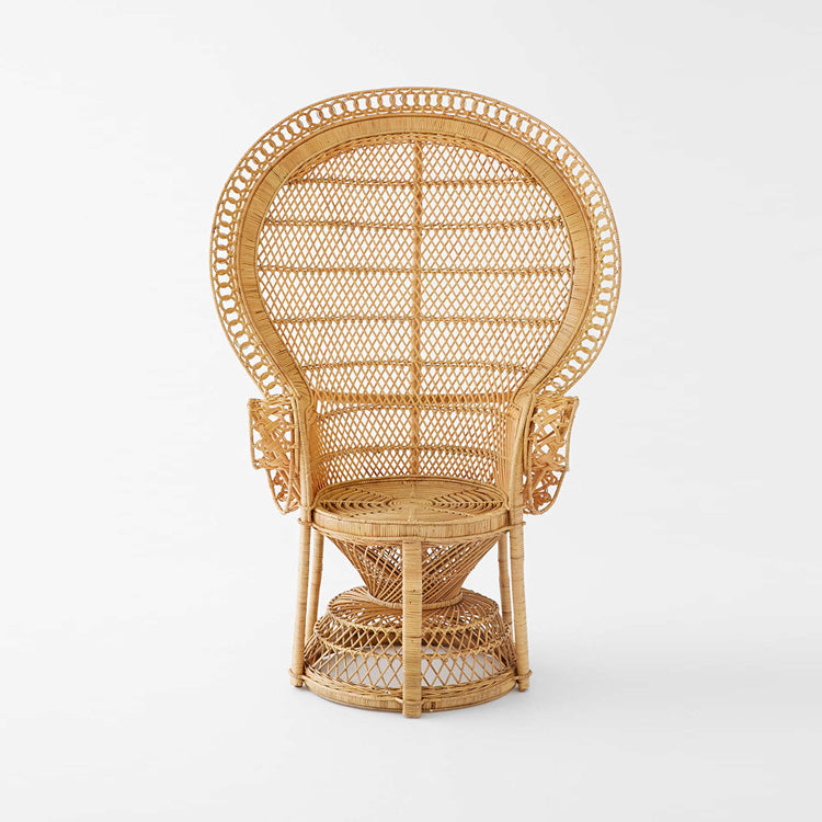 Grand Peacock Chair