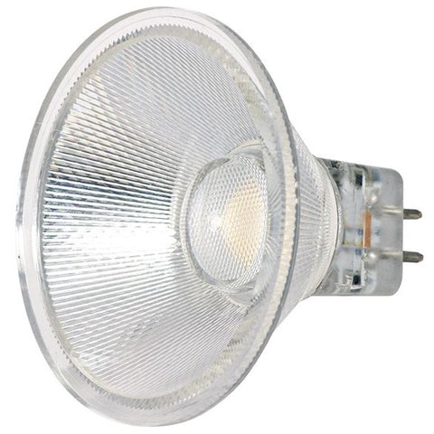 3W 12V Silicon LED replacements for Halogen MR16 - Pack of 6