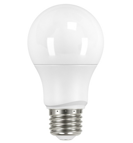 6W 120V A19 LED Bulb, Non-Dimmable - Pack of 6