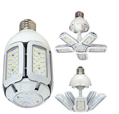 30W LED HID Replacement - E26 Base, 100-277V