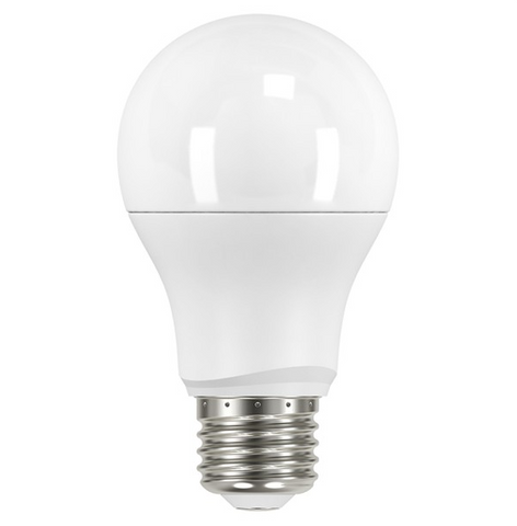 9.5W 120V A19 LED Bulb, Non-Dimmable - Pack of 6