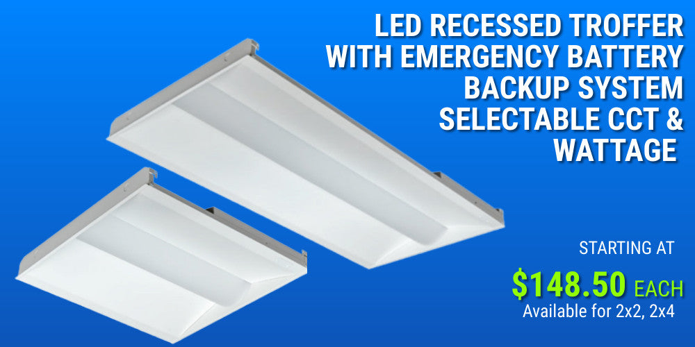 LED Architectural Recessed