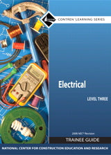 Electrical Level 3 Trainee Guide 2008 NEC, Paperback