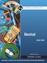 Electrical Level 4 Trainee Guide 2008 NEC, Loose Leaf