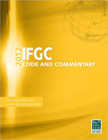 2012 IFGC Code and Commentary