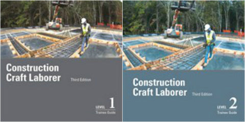 NCCER Construction Craft Laborer Bundle
