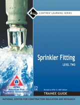 Sprinkler Fitting Level 2 Trainee Guide, 2e, Paperback, 2nd Edition
