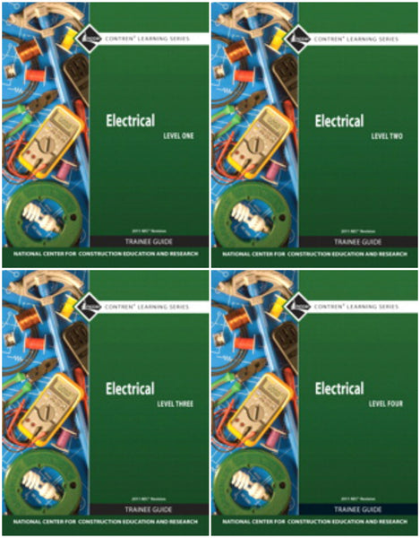 NCCER Electrical Bundle 7th Edition