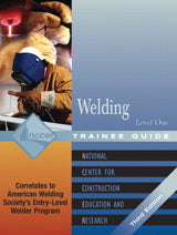 Welding Level 1 Trainee Guide, 3e, Paperback, 3rd Edition