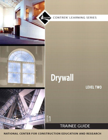NCCER Drywall Level 2 Trainee Guide
