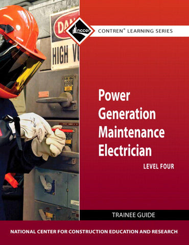 NCCER Power Generation Maintenance Electrician Level 4