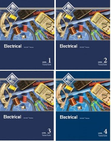 NCCER ELECTRICAL BUNDLE 8th Edition