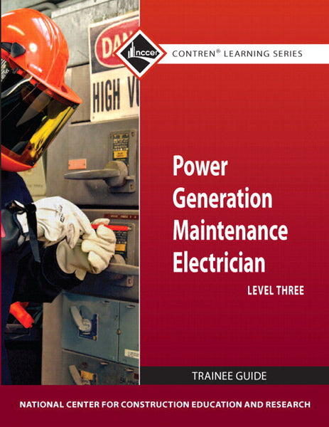 NCCER Power Generation Maintenance Electrician Level 3