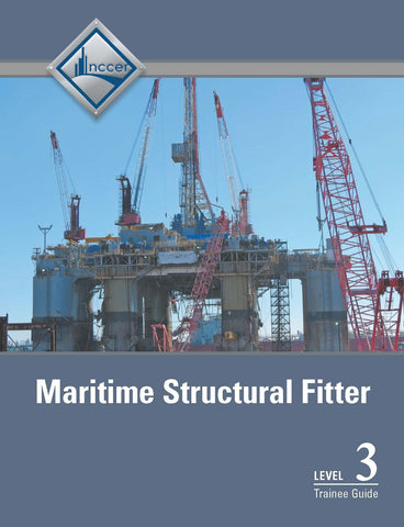 Maritime Structural Fitter Level 3 Trainee Guide