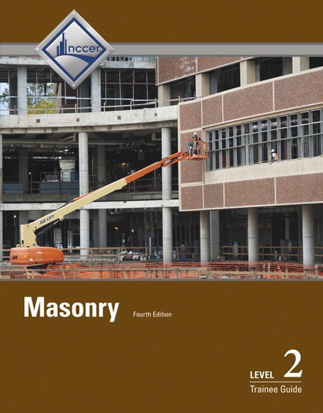 Masonry Level 2 Trainee Guide, 4th Edition