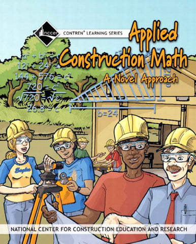 Applied Construction Math Trainee Workbook, Paperback NCCER