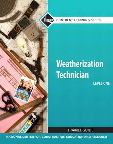 NCCER Weatherization Technician Level 1