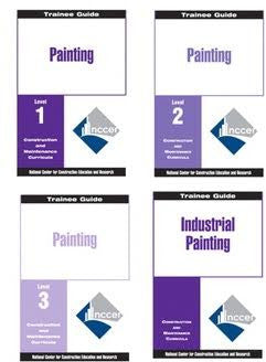 NCCER PAINTING BUNDLE