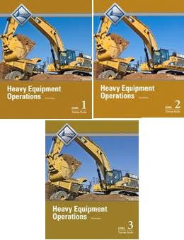 NCCER HEAVY EQUIPMENT OPERATIONS BUNDLE 3rd EDITION